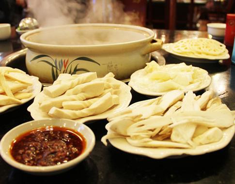 彭祖長寿頓湯