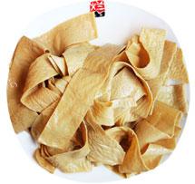 豆腐皮(ドウフピー)、湯葉、さっと煮る