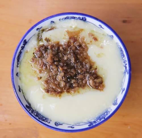 中華風茶碗蒸し
