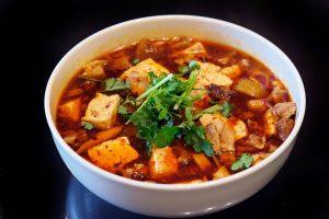 特製 土鍋麻婆豆腐