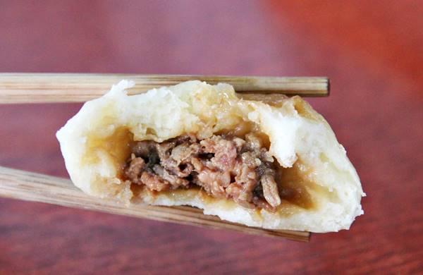 香菇包子(シイタケ肉まん)