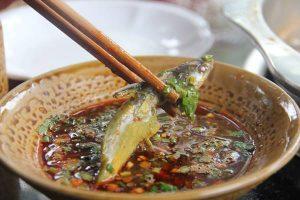 苗苗鱼(魚火鍋)
