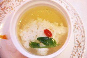 养生鸡豆花(豆腐未使用の鶏ムネ肉豆腐)