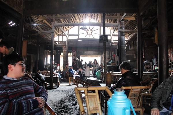 彭鎮老茶館