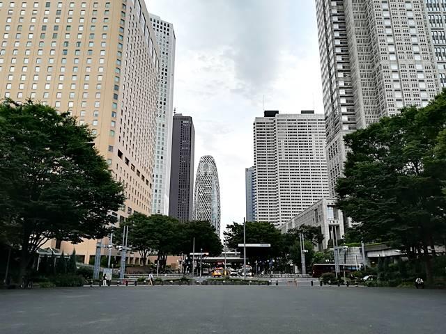 四川フェス新宿中央公園