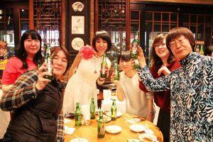 青島ビール大酒宴