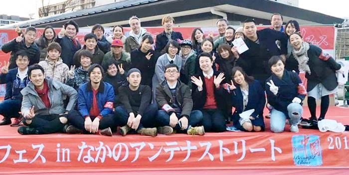 四川フェス2017実行委員会たち