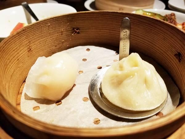小龍包,虾餃