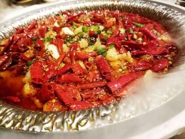 重慶火鍋魚
