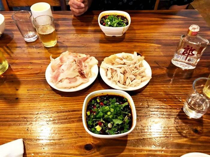 伝統蘸水菜