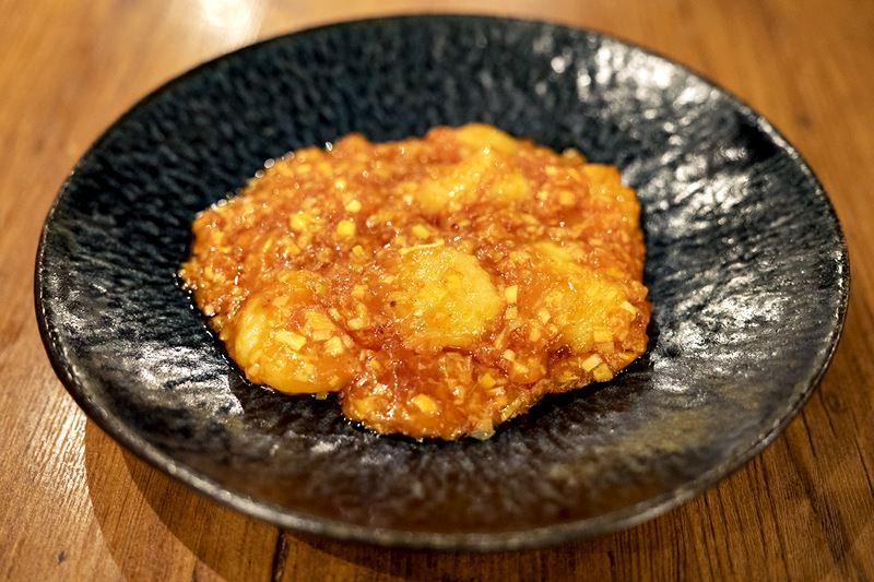 干焼蝦仁(エビのチリソース煮)