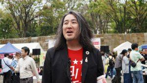 麻辣連盟幹事長であり、盟友羊齧協会主席の菊池さん