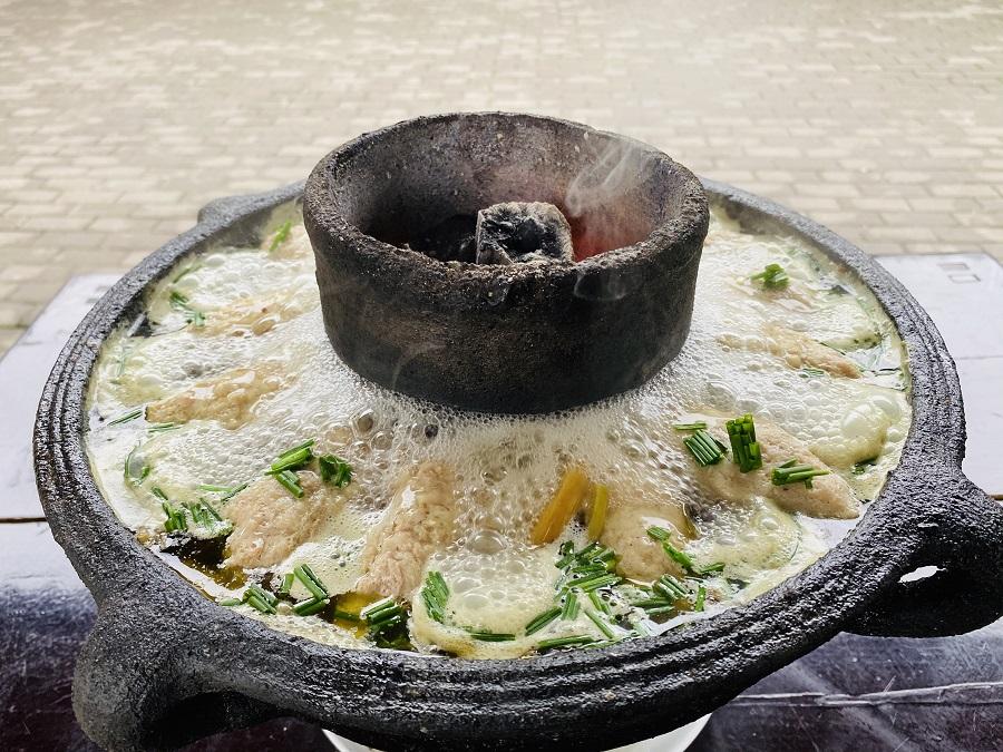高県土火鍋